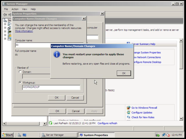 active directory migration 2003 to 2008 r2 pdf