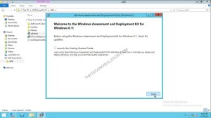 ADK For Windows 8.1 - 5