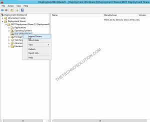 Deploy windows 7 using mdt 2013