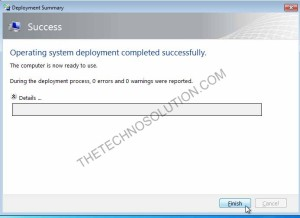 Install captured windows 7 image - 35
