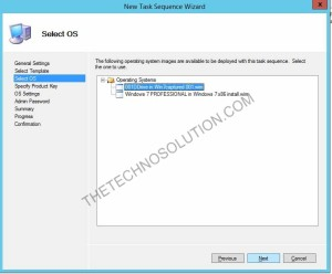 Deploy custom windows 7 image using MDT 2013
