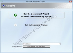MDT 2013 Step by Step Guide