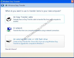Migrate xp to windows 7 - 2