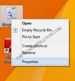 Enable Delete Confirmation Dialog and Booting Directly to the Desktop on Windows 8