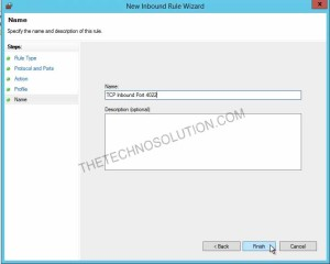 Configuring Firewall for SCCM - 28